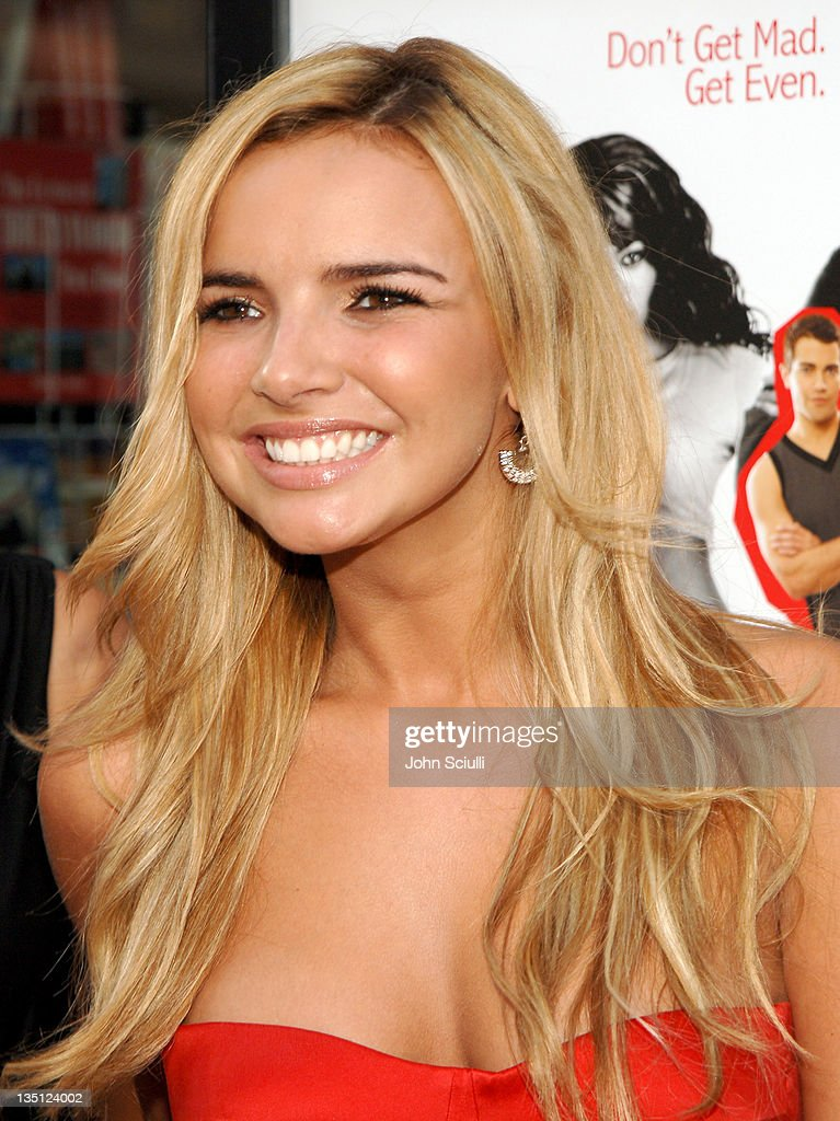 """John Tucker Must Die"" Los Angeles Premiere - Arrivals"