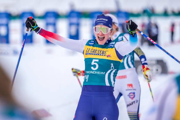 NOR: FIS Cross-Country World Cup Trondheim - Women's SP F Final
