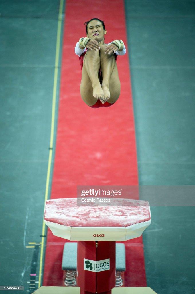 Artistic Gymnastics World Challenge Cup : News Photo