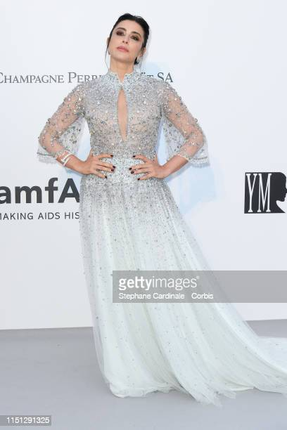 Nadine Labaki attends the amfAR Cannes Gala 2019>> at Hotel du Cap-Eden-Roc on May 23, 2019 in Cap d'Antibes, France.