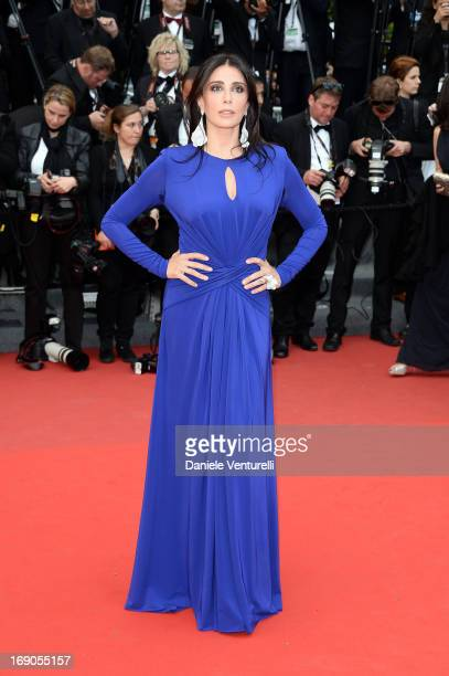 Nadine Labaki attends the Premiere of 'Inside Llewyn Davis' during the 66th Annual Cannes Film Festival at Palais des Festivals on May 19 2013 in...