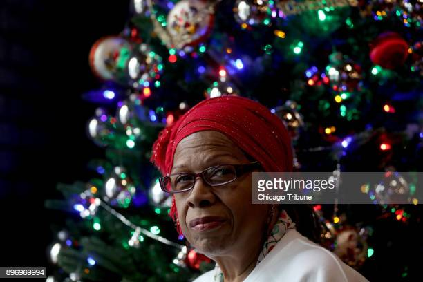 Nadine McKinnor on December 18 wrote the hit song This Christmas sung by Donny Hathaway