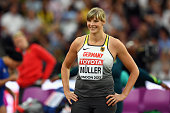 london england nadine muller germany competes