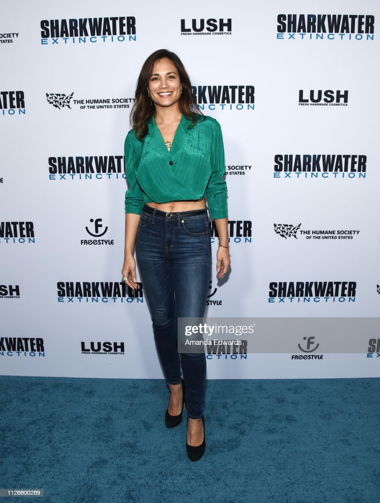 "Screening Of Freestyle Releasing's ""Sharkwater Extinction"" - Arrivals : News Photo"
