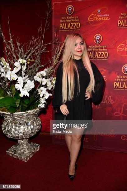 Nadine Trompka attends the Palazzo VIP premiere on November 8 2017 in Berlin Germany