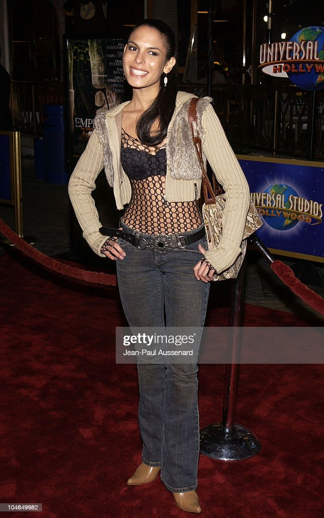 Nadine Velazquez during 'Empire Premiere' - Los Angeles at Universal Citywalk Cinemas in Universal City, California, United States.