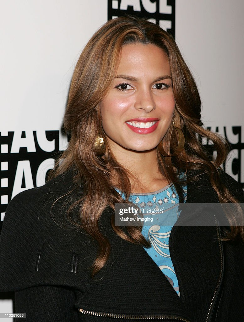 Nadine Velazquez during The 56th Annual ACE Eddie Awards - Red Carpet at Beverly Hilton Hotel in Beverly Hills, California, United States.