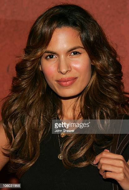 Nadine Velazquez during The AIDS Healthcare Foundation Presents Hot In Hollywood at Henry Fonda Theatre in Hollywood California United States