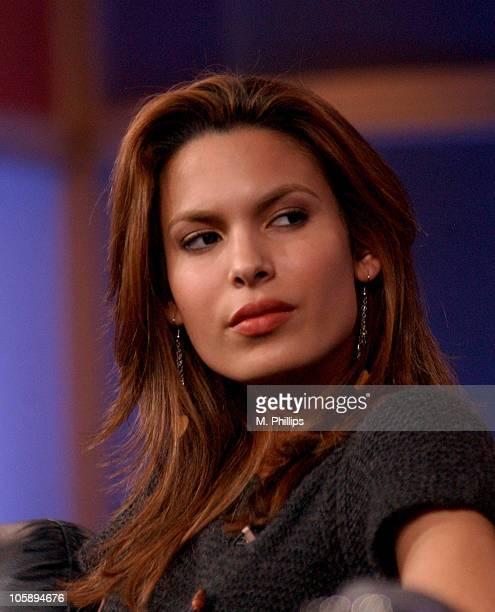 "Nadine Velazquez of ""My Name is Earl"" during NBC 2006 Winter TCA Press Tour at Ritz-Carlton in Pasadena, California, United States."
