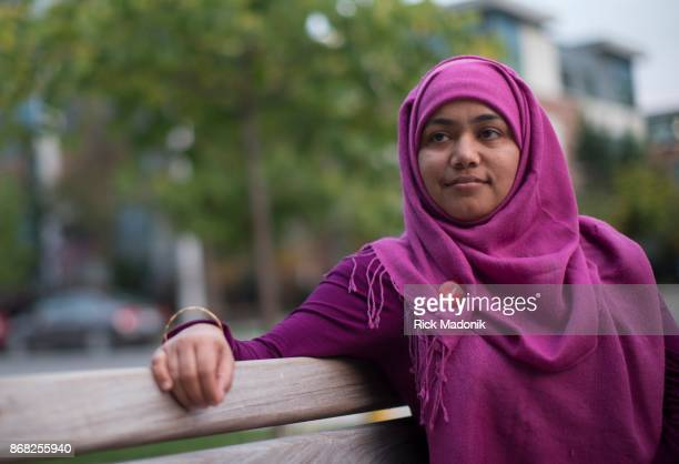 Nadira Begum an immigrant from Bangladesh continues to search for full time work She currently has part time work