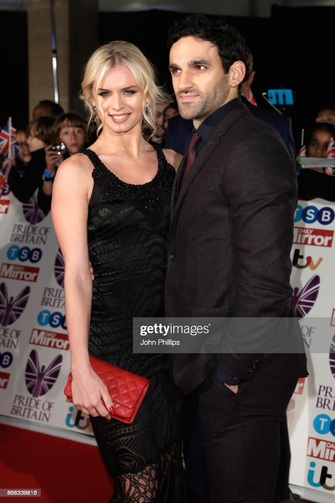 The Pride Of Britain Awards 2017 - Arrivals : News Photo
