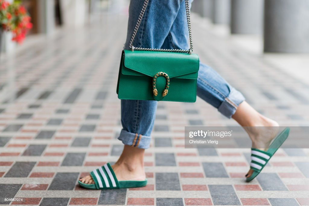 Street Style In Berlin - June 2017 : Nachrichtenfoto