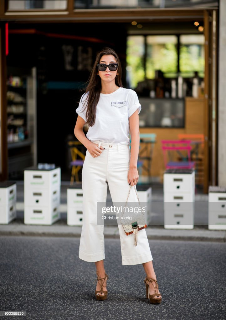 Street Style - Berlin - May 1, 2018 : Photo d'actualité