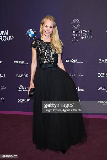 Nadja Anna zu SchaumburgLippe attends the Duftstars Awards 2014 at arena Berlin on May 15 2014 in Berlin Germany
