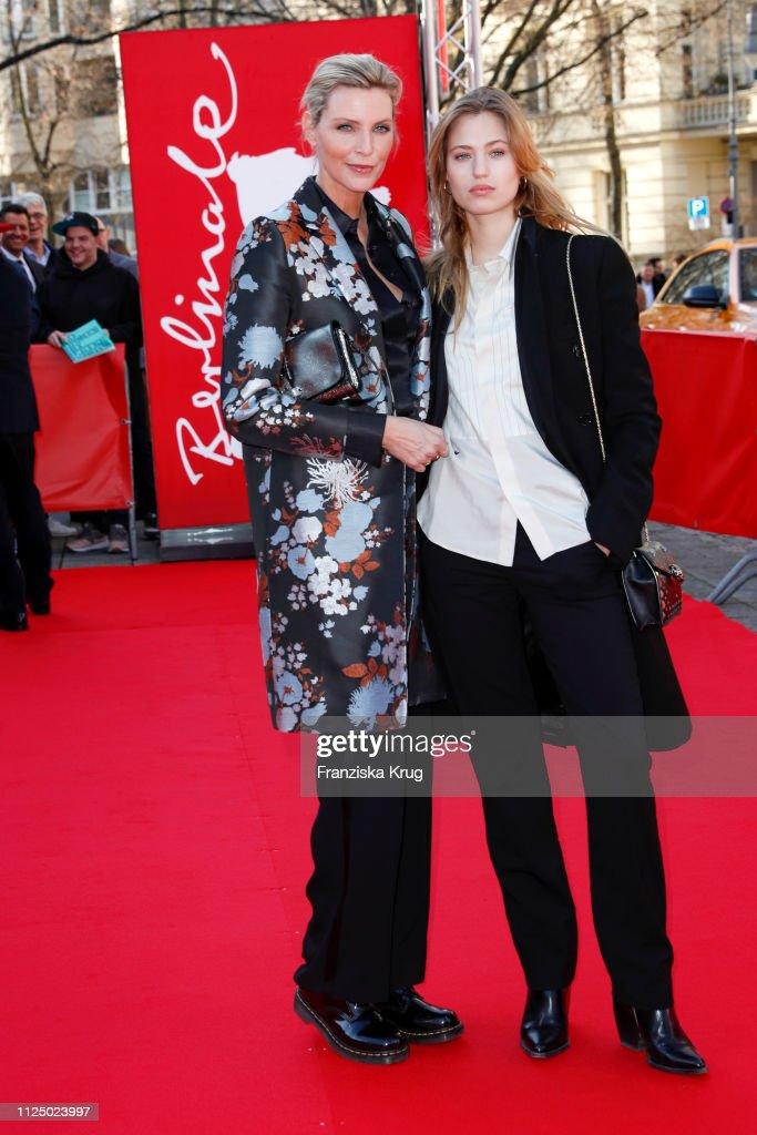 "DEU: ""Peter Lindbergh - Women Stories"" Premiere  - 69th Berlinale International Film Festival"