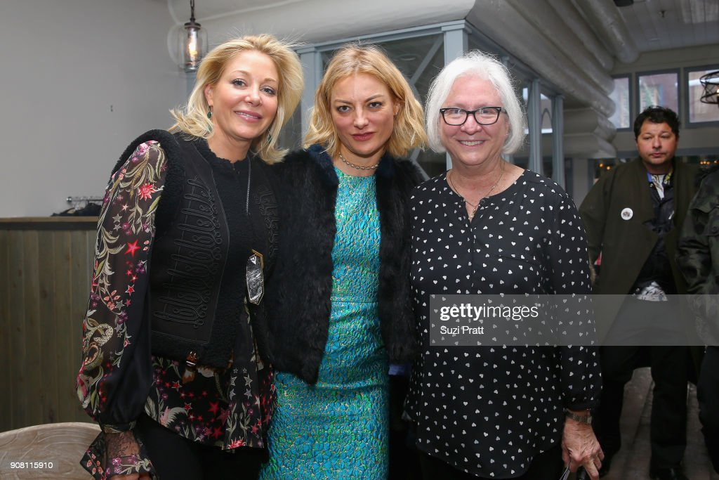 "Swarovski and UCLA TFT host luncheon to celebrate feature documentary ""WaterSchool"" during the Sundance Film Festival"
