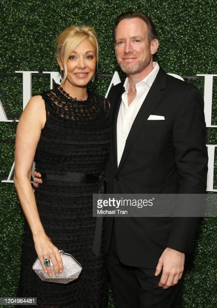 Nadja Swarovski and Rupert Adams attend Maison de Mode hosts 3rd Annual Sustainable Style Awards held at 1 Hotel West Hollywood on February 08, 2020...