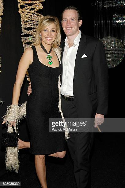 """Nadja Swarovski and Rupert Adams attend SWAROVSKI """"Crystal Palace"""" Opening Cocktail Party at Paris Theater on December 5, 2006 in Miami Beach, FL."""