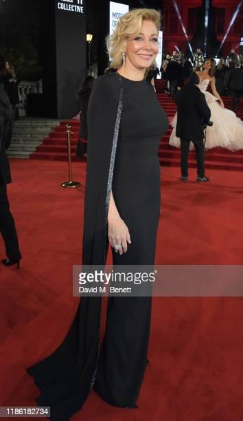 Nadja Swarovski arrives at The Fashion Awards 2019 held at Royal Albert Hall on December 2 2019 in London England