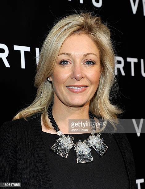 Nadja Swarovski arrives at Vertu and Gelila and Wolfgang Puck Celebrate the Oscars and Dream for Africa Foundation at CUT on February 23, 2012 in...