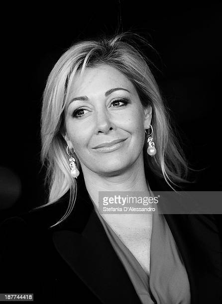 Nadja Swarovski attends 'Romeo and Juliet' Premiere during The 8th Rome Film Festival at Auditorium Parco Della Musica on November 11 2013 in Rome...