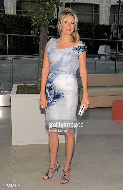 Nadja Swarovski attends the 2010 CFDA Fashion Awards at Alice Tully Hall, Lincoln Center on June 7, 2010 in New York City.