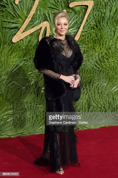 Nadja Swarovski attends the Fashion Awards 2017 In Partnership With Swarovski at Royal Albert Hall on December 4 2017 in London England