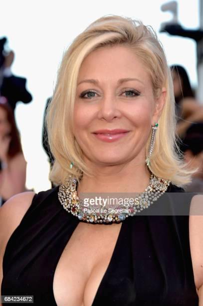 f5d08c5a5 Nadja Swarovski attends the Ismael's Ghosts screening and Opening Gala  during the 70th annual Cannes Film.