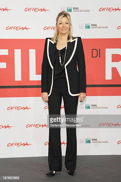 Nadja Swarovski attends the 'Romeo Juliet' Photocall during the 8th Rome Film Festival at the Auditorium Parco Della Musica on November 11 2013 in...