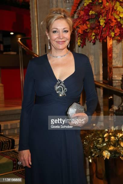 Nadja Swarovski during the Opera Ball Vienna at Vienna State Opera on February 28 2019 in Vienna Austria