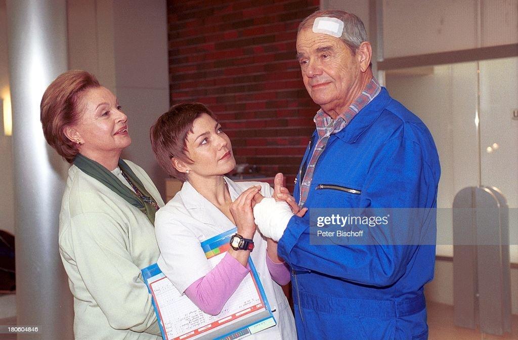 Nadja Tiller , Ehemann Walter Giller , Claudia Schmutzler
