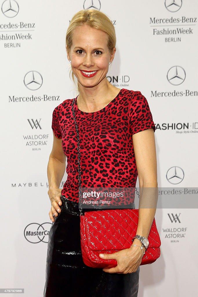 Marc Cain Arrivals - Mercedes-Benz Fashion Week Berlin Spring/Summer 2016