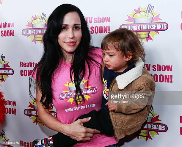 Nadya Octomom Suleman attends Millions Of Milkshakes on November 10 2010 in West Hollywood California