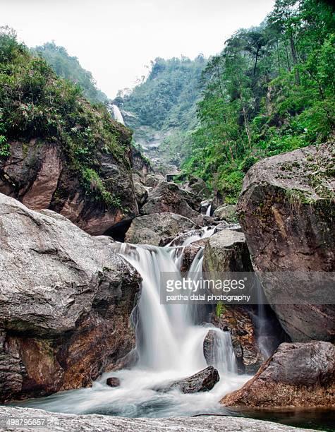 Naga falls, Sikkim India