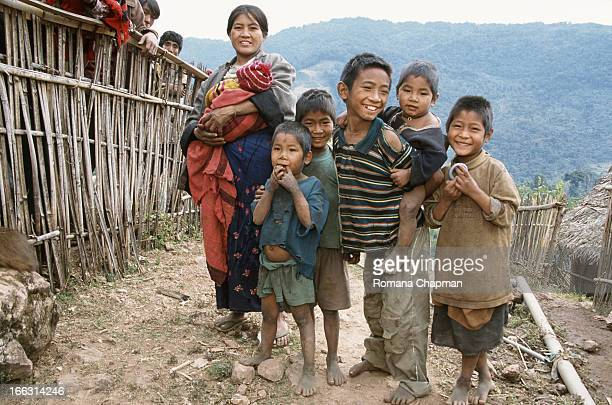 Naga people are an ethnic minority in northwestern burma, who have long been known for their headhunting tradition. Many Nagas are christians and...