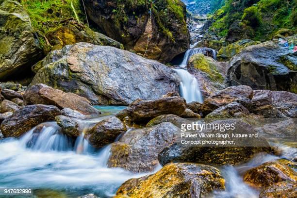 Naga waterfall
