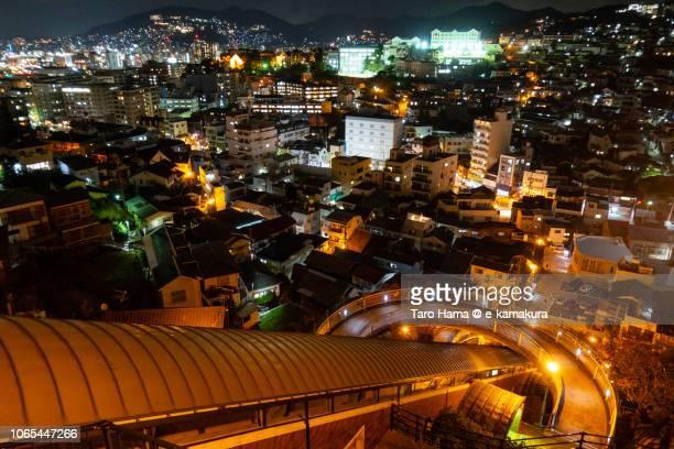 Nagasaki cityscape