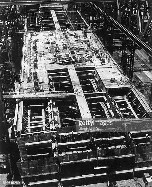 Nagasaki Mitsubishi shipyard