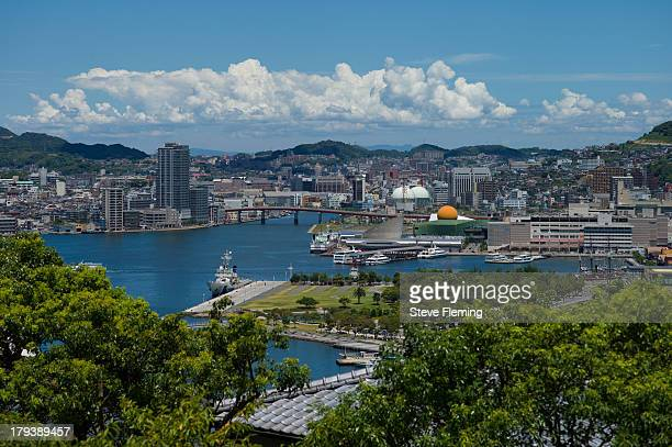 nagasaki - nagasaki prefecture stock pictures, royalty-free photos & images