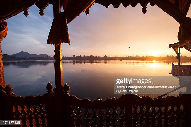 Nagin Lake - Srinagar - Kashmir - India