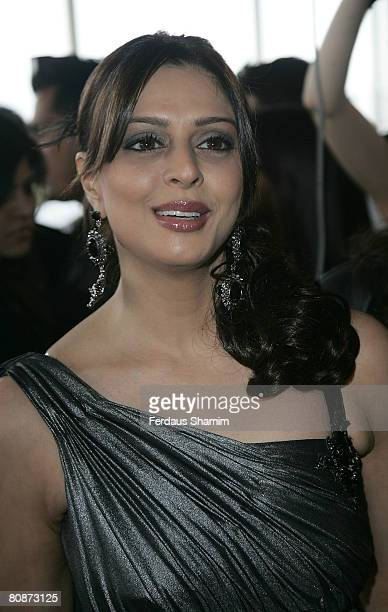 Nagma attends The Zee Cine Awards 2008 at ExCel on 26th Aprill 2008 in London England