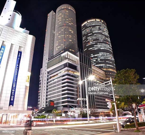 Nagoya at night