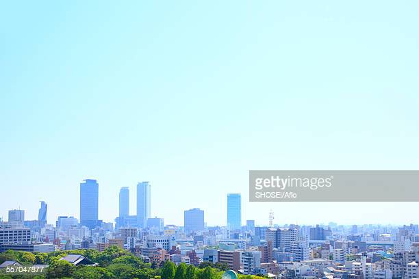 nagoya, japan - aichi prefecture stock pictures, royalty-free photos & images