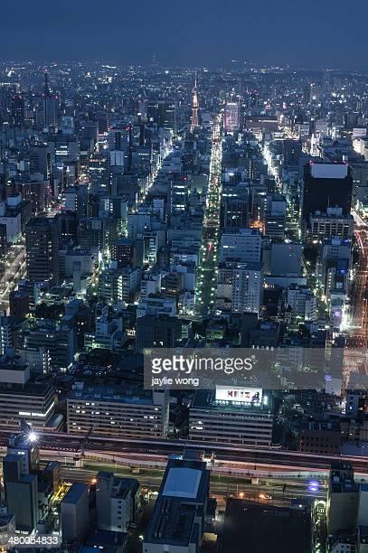 Nagoya - Midland Square Sky Promenade