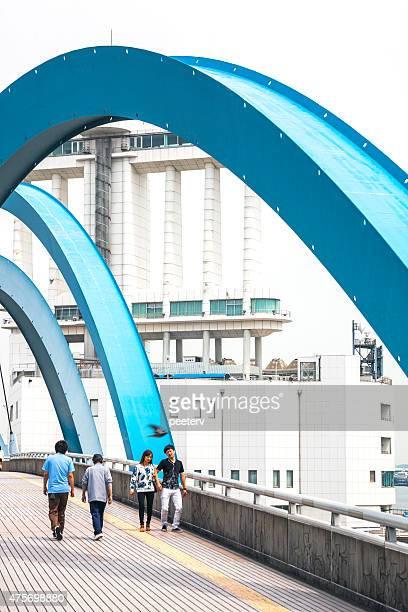 Nagoya Port.