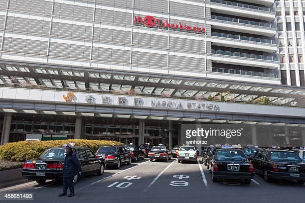 nagoya station in japan - nagoya stock pictures, royalty-free photos & images