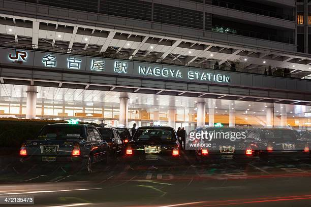 nagoya station in japan - aichi prefecture stock pictures, royalty-free photos & images