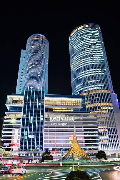 Nagoya Station JR Central Towers