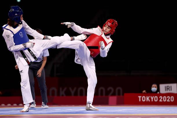 JPN: Taekwondo - Olympics: Day 2