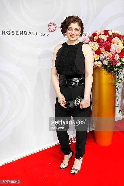 Nahid Shahalimi attends the Rosenball 2016 on April 30 2016 in Berlin Germany